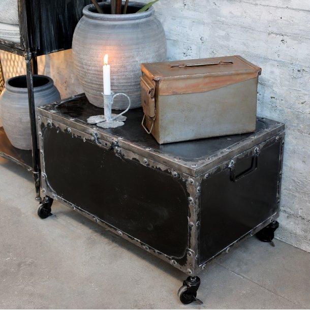 Kuffert på hjul Factory - Chic Antique