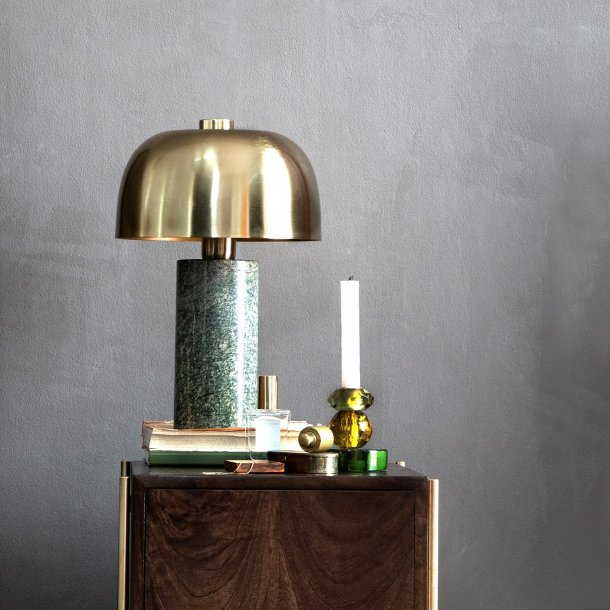Lampe Lulu Marble Forest green - Cozy Living